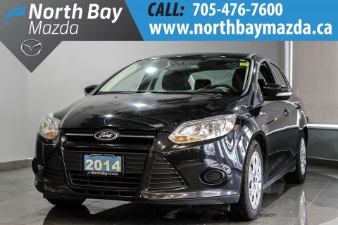 Pre-Owned 2014 Ford Focus SE with Heated Seats for $47 Weekly OAC!