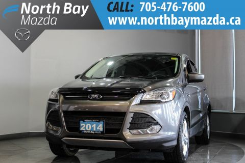 Pre-Owned 2014 Ford Escape SE FWD EcoBoost with Heated Seats, Auto Headlights FWD Sport Utility