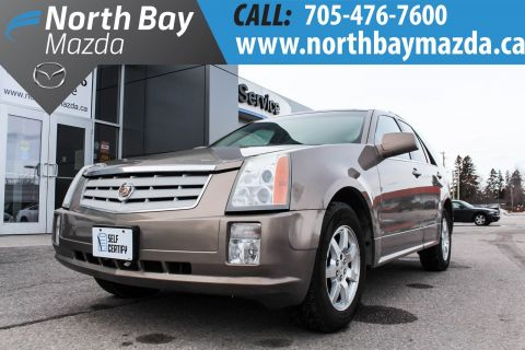 Pre-Owned 2007 Cadillac SRX Self Certify RWD Station Wagon