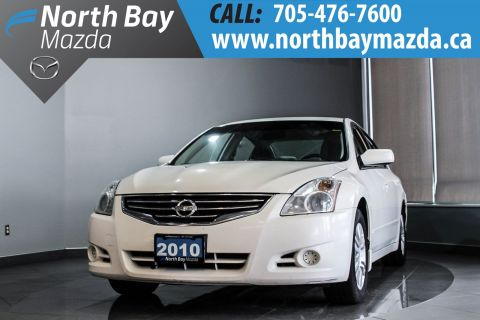 Pre-Owned 2010 Nissan Altima 2.5 S with Bluetooth, Heated Seats FWD 4dr Car