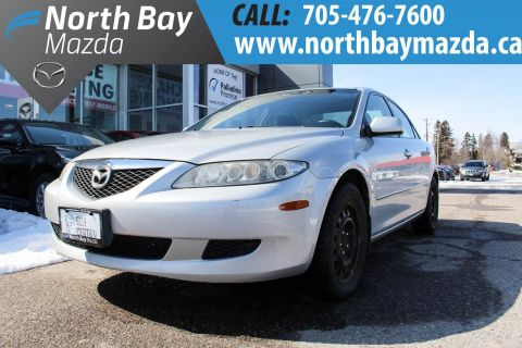 Pre-Owned 2004 Mazda 6 Self Certify FWD 4dr Car