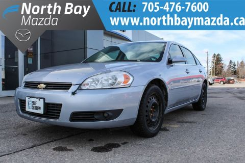 Pre-Owned 2006 Chevrolet Impala LTZ Self Certify FWD 4dr Car