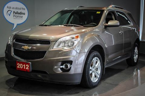 Pre-Owned 2012 Chevrolet Equinox 2LT Versatile Layout + Impressive Performance AWD