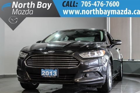 Certified Pre-Owned 2013 Ford Fusion SE with Auto Headlights, Bluetooth, Cruise Control FWD 4dr Car