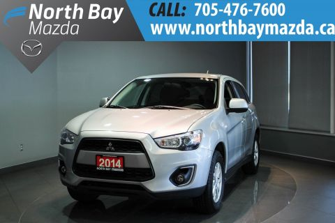 Pre-Owned 2014 Mitsubishi RVR SE 5 Speed Manual + Alloy Wheels + 2.0 L Engine FWD Sport Utility