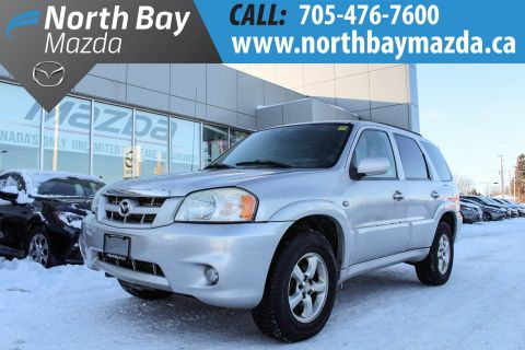Pre-Owned 2006 Mazda Tribute GS Self Certify
