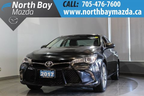 Pre-Owned 2017 Toyota Camry SE with Comprehensive Warranty Remaining!