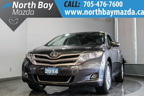 Pre-Owned 2014 Toyota Venza LE AWD 4Cyl with New Tires + Winter Tires and Free Storage! AWD