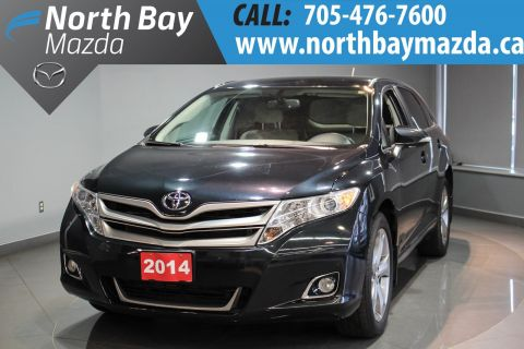 Pre-Owned 2014 Toyota Venza Front Wheel Drive + V6 3.5L Engine + Dual Zone Climate FWD Sport Utility