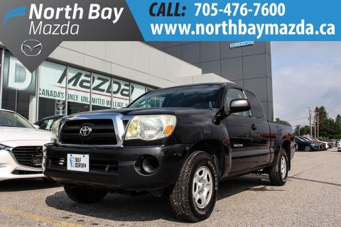 Pre-Owned 2007 Toyota Tacoma RWD Self Certify RWD Extended Cab Pickup