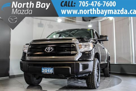 Pre-Owned 2016 Toyota Tundra SR5 4X4 Best Price in the North! 4WD