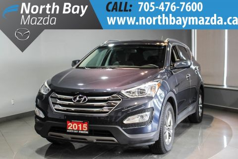 Pre-Owned 2015 Hyundai Santa Fe Sport 17 Alloy Wheels + Bluetooth + Heated Front Seats FWD Sport Utility