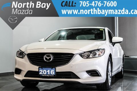 Pre-Owned 2016 Mazda6 GS - NEW NON-CURRENT, CALL FOR PRICE FWD 4dr Car