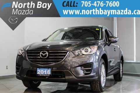 Pre-Owned 2016 Mazda CX-5 GX NEW NON-CURRENT with Convenience Pkg. FWD Sport Utility