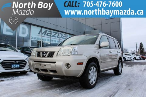 Pre-Owned 2006 Nissan X-Trail Self Certify