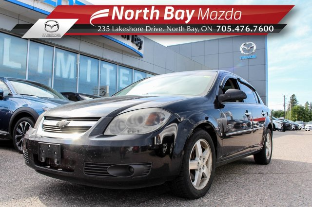 Pre-Owned 2009 Chevrolet Cobalt LT Self Certify Manual with Bluetooth, Cruise, Sunroof, A/C