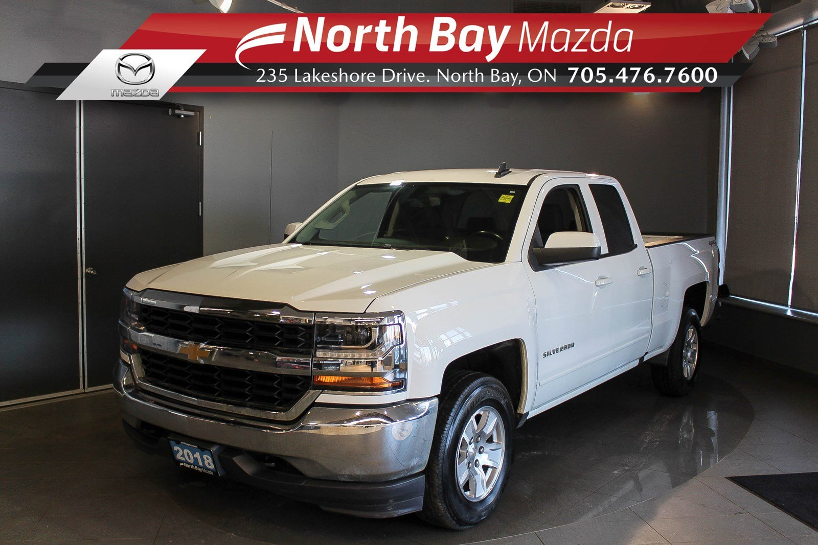 Pre-Owned 2018 Chevrolet Silverado 1500 LT - Test Drive Available by Appt!