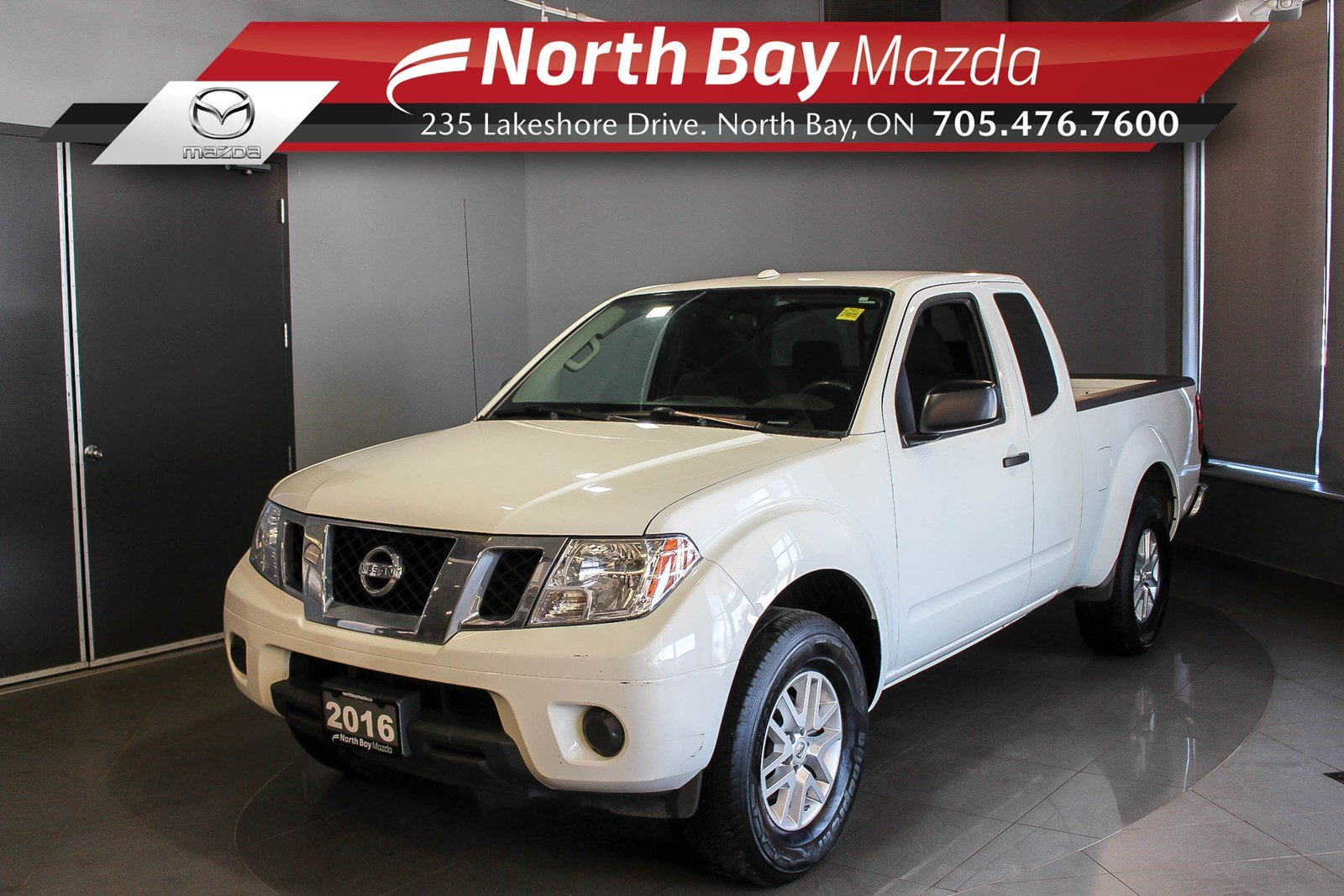 Pre-Owned 2016 Nissan Frontier SV 4X4 - Virtual Tour & Curbside Delivery Available!