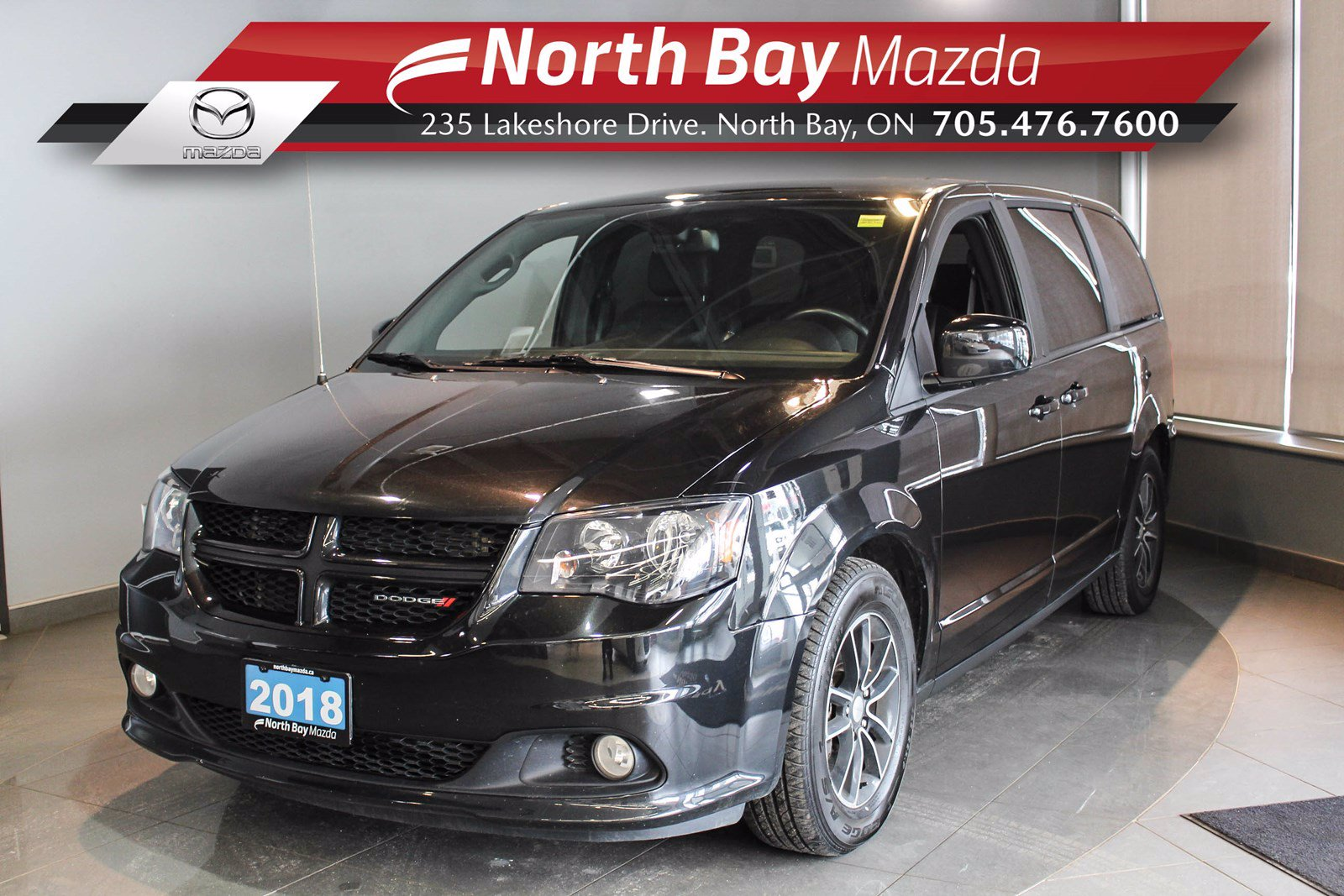 Pre-Owned 2018 Dodge Grand Caravan GT - Test Drive Available by Appt!