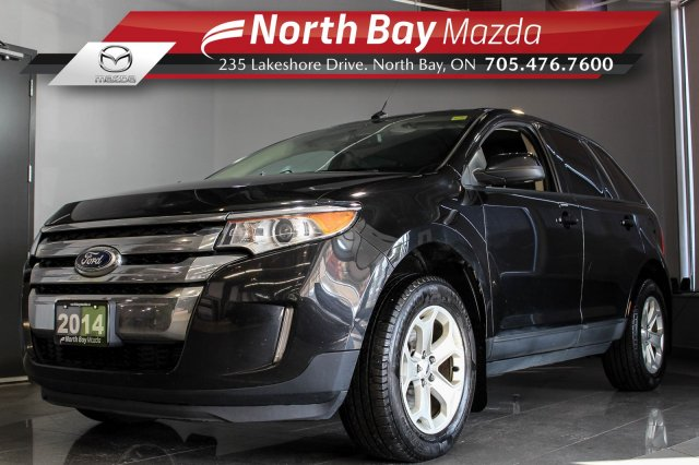 Pre-Owned 2014 Ford Edge SEL AWD with New Brakes, Heated Seats, Cruise, Bluetooth