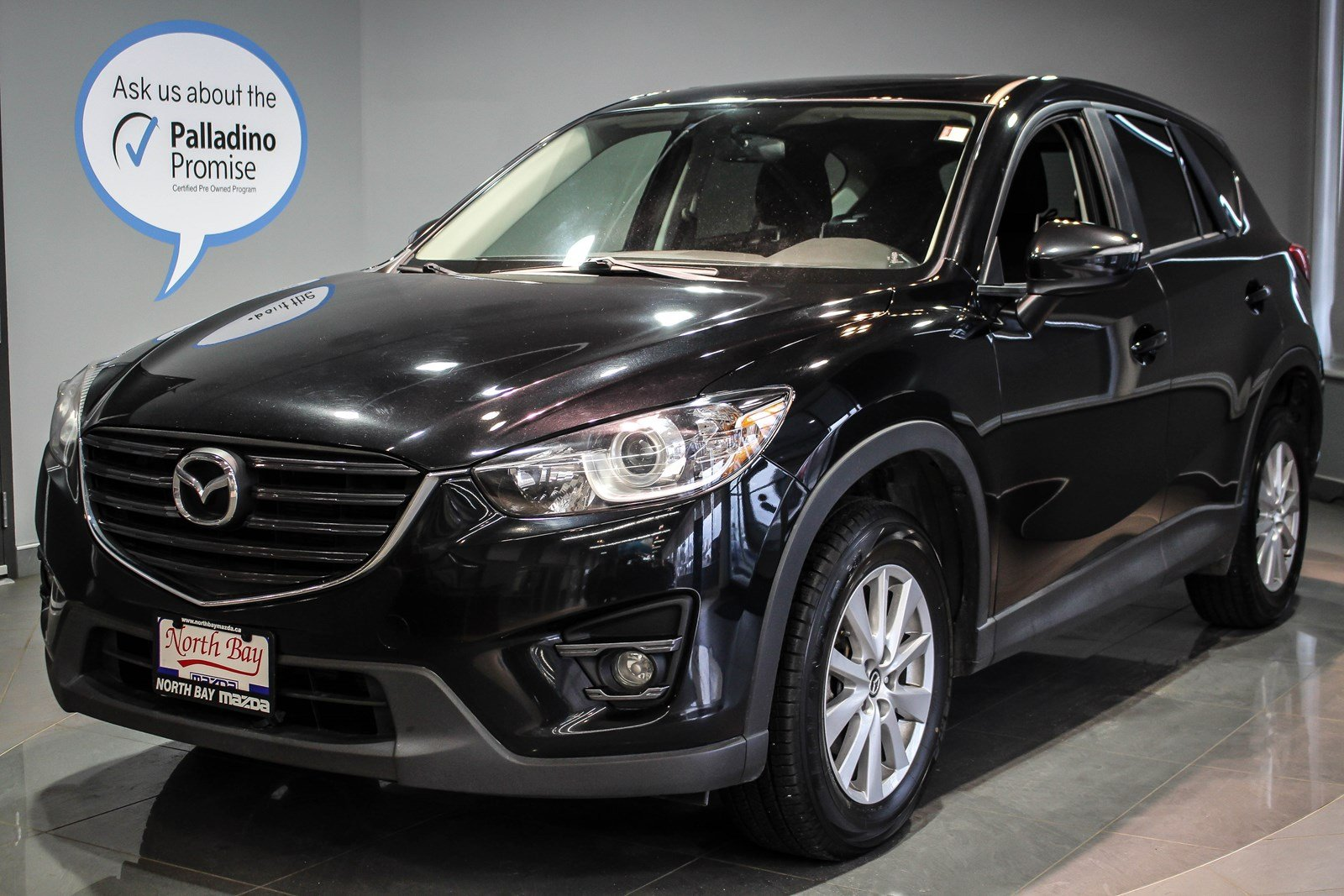 Certified Pre-Owned 2016 Mazda CX-5 GS DEALERSHIP DEMO
