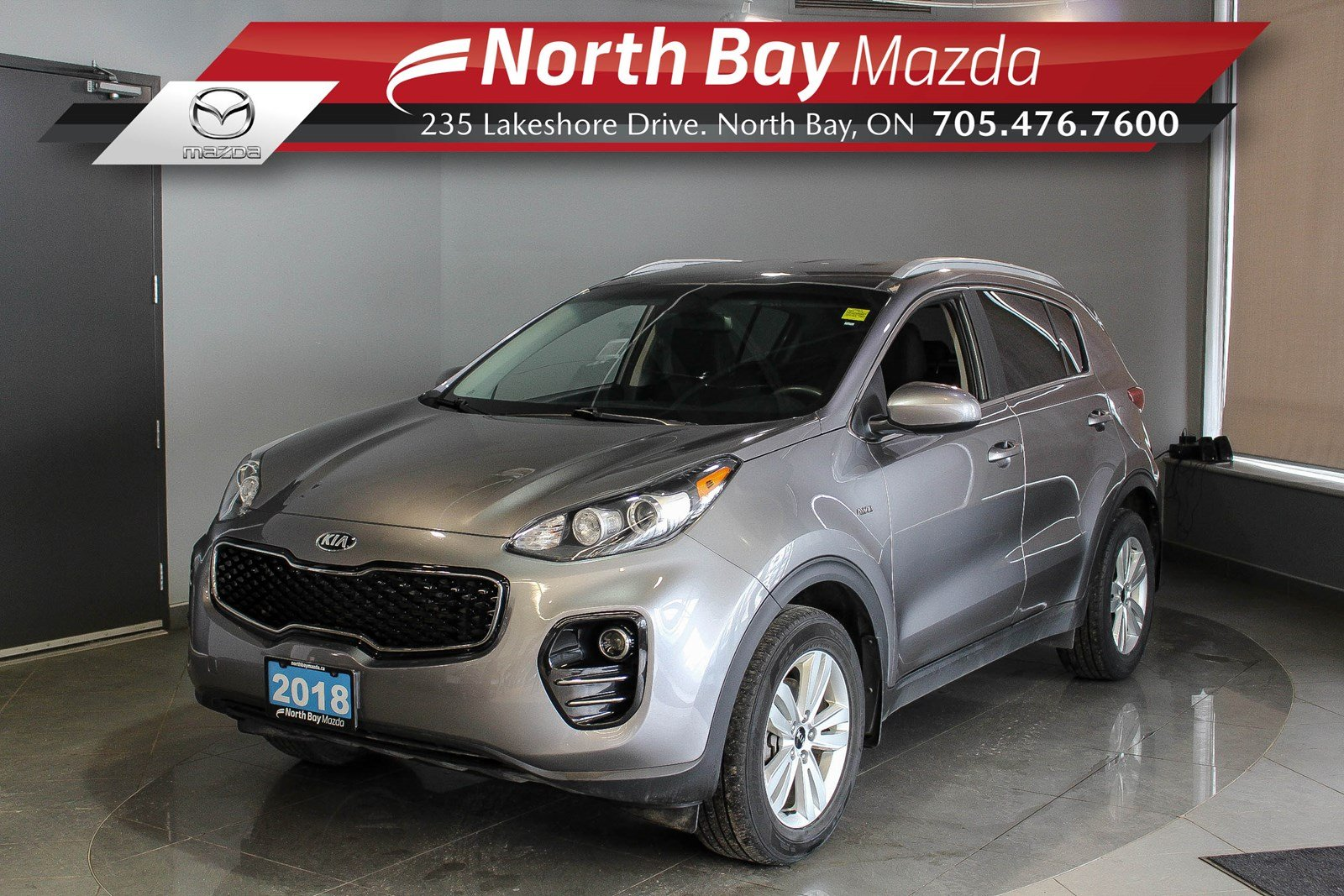 Pre-Owned 2018 Kia Sportage LX - Test Drive Available by Appt!