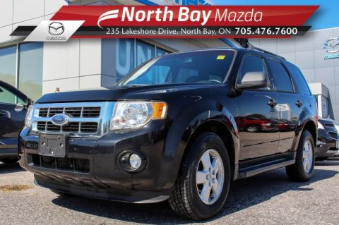 Pre-Owned 2009 Ford Escape XLT 4X4 V6 Self Certify with Bluetooth, Cruise