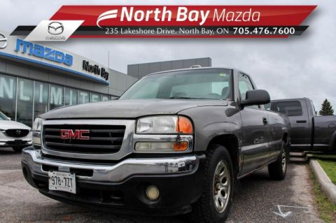 Pre-Owned 2007 GMC Sierra 1500 V6 Regular Cab with Upgraded Audio