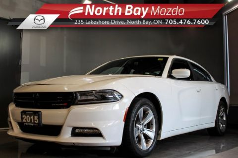 Pre-Owned 2015 Dodge Charger SXT RWD with Cloth, Bluetooth, Cruise Control