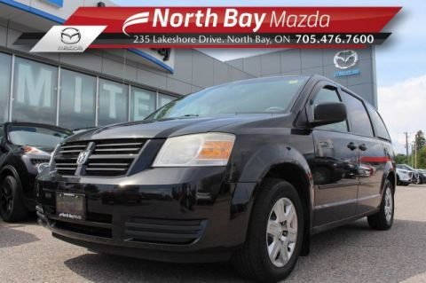 Pre-Owned 2009 Dodge Grand Caravan SE Self Certify with Sto'N G, Cruise Control
