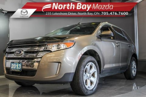 Pre-Owned 2013 Ford Edge SEL with AWD, Moonroof, Leather, Heated Seats