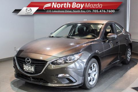 Pre-Owned 2014 Mazda 3 Sport GX - Test Drive Available by Appt! FWD 4dr Car