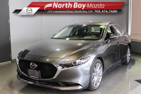 Pre-Owned 2019 Mazda3 GT DEMO- Test Drive Available by Appt! FWD 4dr Car