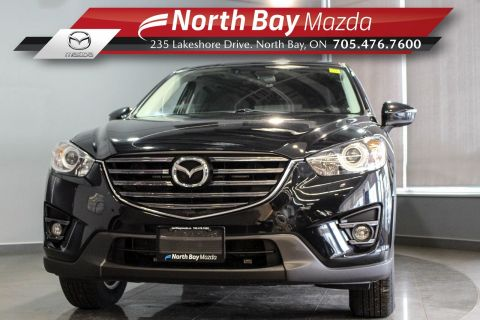 Pre-Owned 2016 Mazda CX-5 GS FWD with Bluetooth, Cruise, Heated Seats