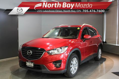 Pre-Owned 2016 Mazda CX-5 GS - Test Drive Available by Appt!
