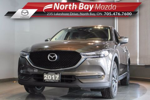 Pre-Owned 2017 Mazda CX-5 GT AWD-Test Drives Available by Appt!