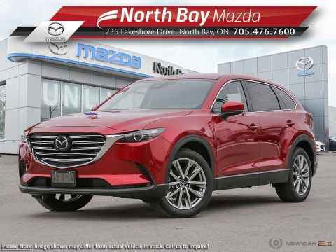 New 2018 Mazda CX-9 GS-L